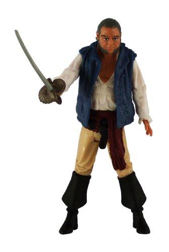 Pirates Of The Caribbean 4 - On Stranger Tides 10cm Figure: Gibbs