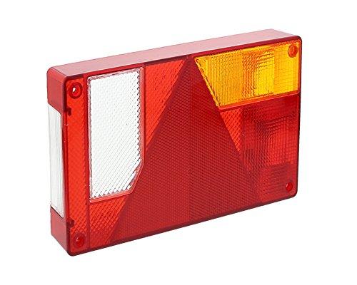 The Drive Lichtscheibe passend für Aspöck Multipoint 1 (Lichtscheibe Rechts mit RFS)