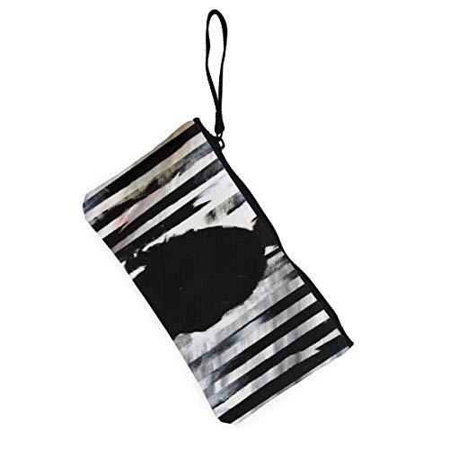 XCNGG Monederos Bolsa de Almacenamiento Shell Fashion Canvas Coin Purse Clutch Wallet...