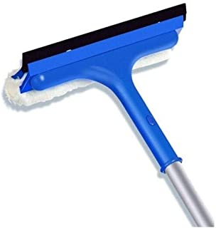ZRWJ Glass Cleaning Equipment, Clean/Wiper Integrated Design Style, Easy To Use, With Lifting And Shrinking Rod Design, Hi...