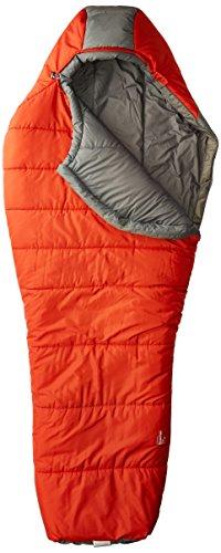 Mountain Hardwear Bozeman slaapzak -15°C lange vlam uitvoering Left Zipper 2019 Quechua slaapzak