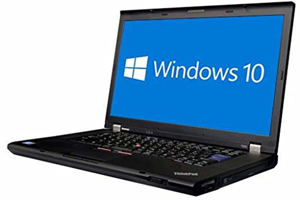 恐ろしいテロリスト市民中古 lenovo ノートパソコン ThinkPad T530 Windows10 64bit搭載 Core i5-3320M搭載 メモリー4GB搭載 HDD500GB搭載 W-LAN搭載 DVDマルチ搭載