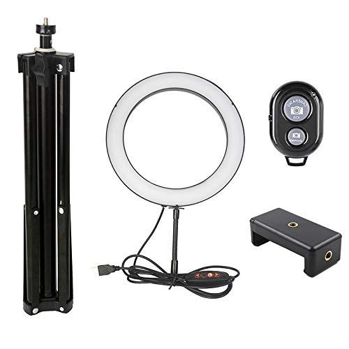 XIYUN LED Ring Light Camera Ringlight Tripod Stand Phone Holder For Photography Video Photo Studio Lamp Kit