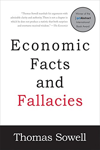 Compare Textbook Prices for Economic Facts and Fallacies 2nd Edition ISBN 9780465022038 by Sowell, Thomas