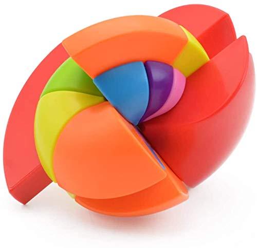 QiYi マジックキューブ 魔方 最強の頭脳ゲーム パズル ブロック 賢人パズル 子供 女の子 男の子 マグネットおもちゃ 積み木 誕生日 入園 プレゼント ブロック 脳トレ 知育玩具 頭脳教育 パズル玩具 図形