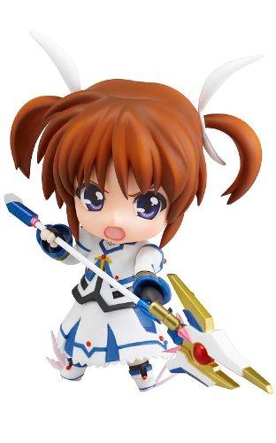 Nendoroid Nanoha Takamachi: The MOVIE 1st Ver. (PVC Figure)