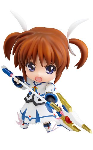 Nendoroid Nanoha Takamachi: The MOVIE 1st Ver. (PVC Figure)