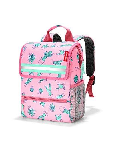 Reisenthel Backpack Kids Kinder-Rucksack, 28 cm, 5 L, Cactus Pink