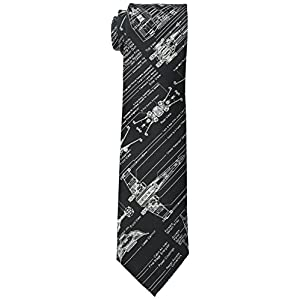 Star Wars Men's Blue Print Tie.