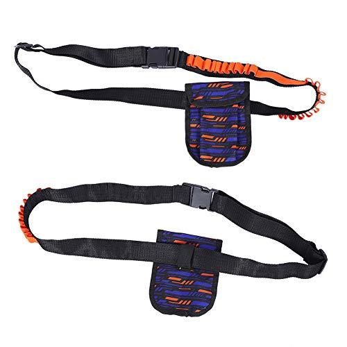 Robuster Bullet Strap, schwarzer Ersatz-Schultergurt Bullet Clip Verstellbare Träger aus Oxford-Stoff aus Oxford-Stoff