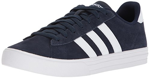 adidas Men's Daily 2.0 Sneaker, Collegiate Navy, 10 M US