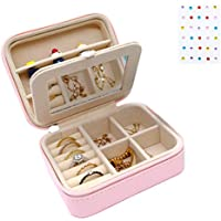 Hearted Choice Small Travel Jewelry Box