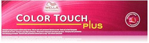 Wella Colour Touch Plus Coloration pour Cheveux Blancs 55/05 60 ml