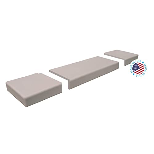 KidKusion taupe Soft Seat Hearth Pad, Taupe