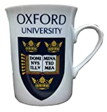 Oxford University Mug with Official Crest - Licenced product