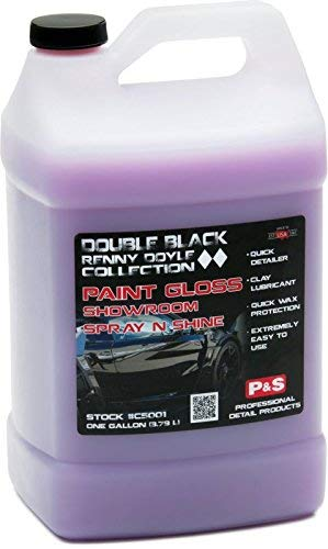 P&S Detailing Products C5001 - Paint Gloss Spray and Shine ( 1 Gallon )