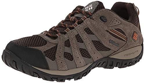 Columbia Columbia Redmond Herren Trekking & Wanderhalbschuhe, Braun (Cordovan/Dark Ginger 231), 41.5 EU, BM3937