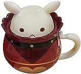 Impact - Taza de café con diseño de bomba rebotante de Genshin Klee