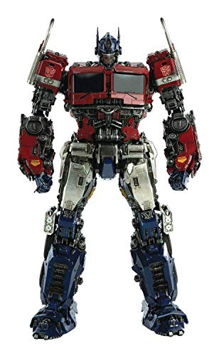 3A Transformers Bumblebee: Optimus Prime Deluxe Scale Collectible Figure