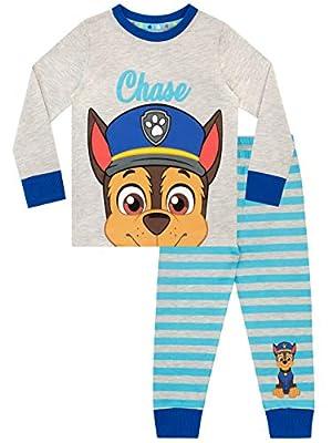 Paw Patrol Pijamas para Niños La Patrulla Canina Gris 3-4 años de