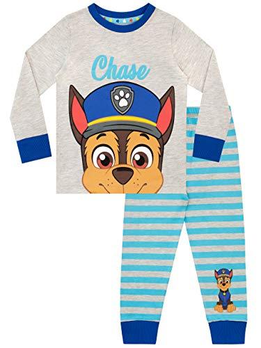 Paw Patrol Pijamas para Niños La Patrulla Canina Gris 2-3 años