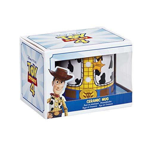 Funko UT-TS06143 Disney Toy Story 20oz Mug, Ceramic, Multicolour