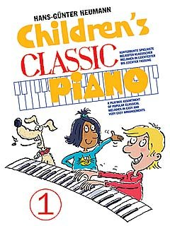 Verlag Bosworth CHILDRENS CLASSIC PIANO 1 - arrangiert für Klavier - (Keyboard) [Noten/Sheetmusic]