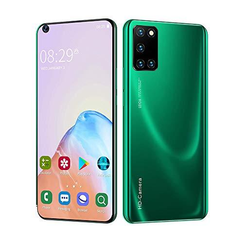 mobile phone La cámara HD del teléfono Inteligente Android admite Tarjeta de Memoria Gran Memoria de Funcionamiento, compacta y Liviana, admite Tarjeta Dual y Modo Dual