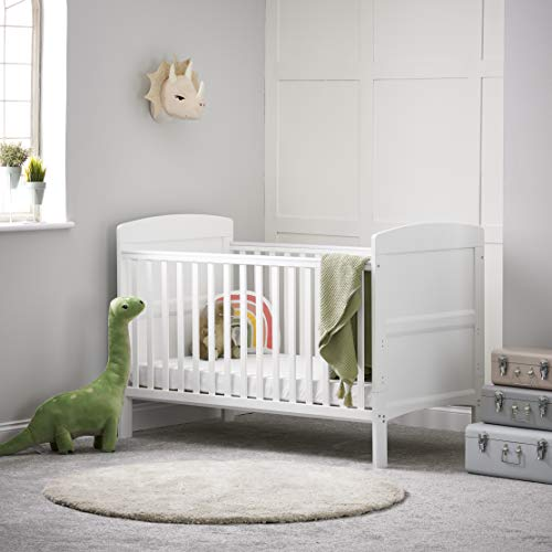 Obaby Grace Cot Bed (White)