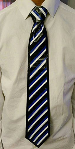 Duct Tape Clip/Pin On Necktie
