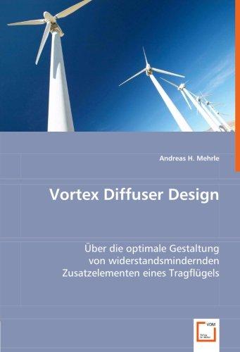 Vortex Diffuser Design: Über die optimale Gestaltung von widerstandsmindernden Zusatzelementen eines Tragflügels
