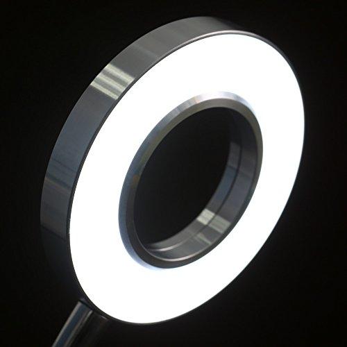 Pissente Luz USB, Tatuaje de Cejas Que adopta una lámpara de luz LED Que Ahorra energía y Hace Que la lámpara Sea Flexible para la Belleza del salón