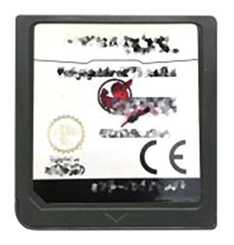 TYLJ MYBHD DS Cassette de Juego con Tarjeta de Consola Inglés Idioma para Nintendo DS 3DS 2DS (Color : Valkyrie Profile EUR)