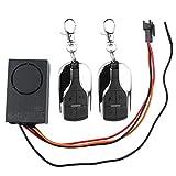 Sistema De Alarma De Coche, Sistema De Entrada Sin Llave para Coche Eléctrico con Mando A Distancia, Dispositivo De Coche Antirrobo De 124Db, Productos Profesionales De Seguridad para Automóviles