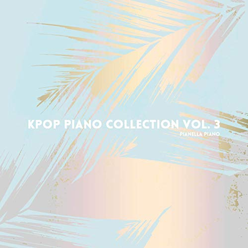 KPOP Piano Collection, Vol. 3