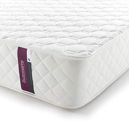 Summerby Sleep' No3. Pocket Spring and Memory Foam Hybrid Mattress | Single: 90cm x 190cm