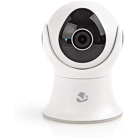 Nedis Smartlife Außenkamera Nedis Wlan Smart Ip Kamera Outdoor Wasserdicht Full Hd 1080p Nachtsicht Und Bewegungssensor Euro Typ C Cee 7 16 1 50 M Baumarkt