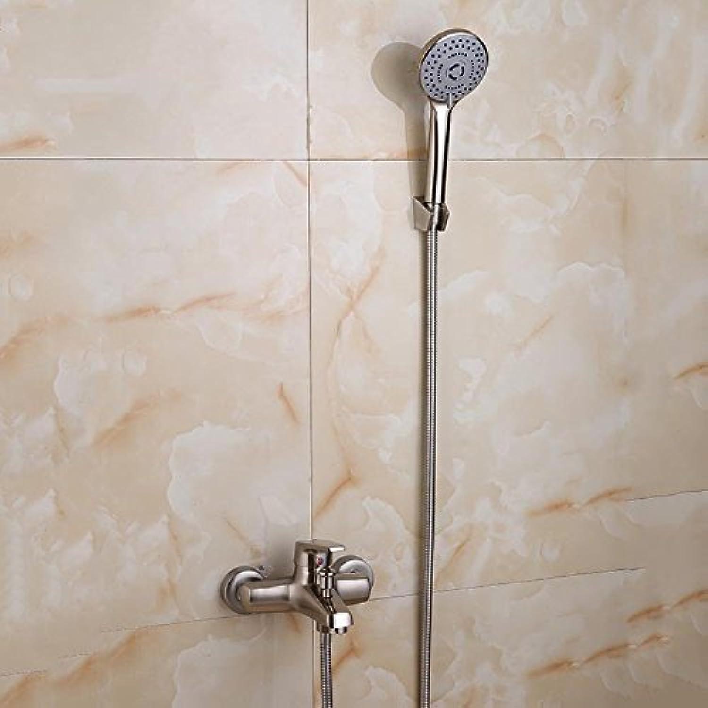 GFEI Shower set   copper shower faucet   shower nozzle in intelligent.
