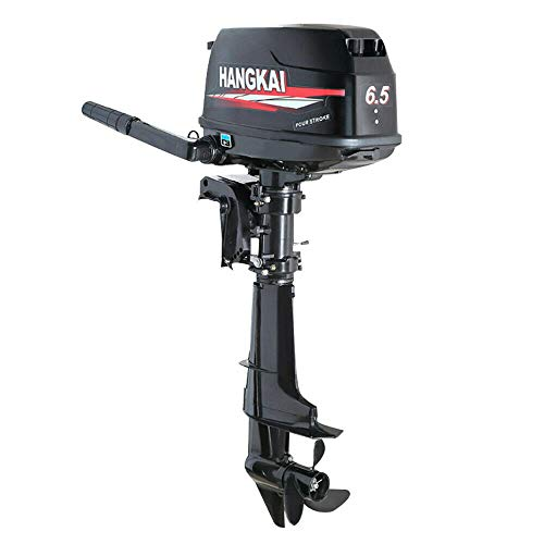 Purchase 3.5-18HP 2-4Stroke Outboard Boat Motors Boat Engine w/Water Cooling/Air Cooling System (4 S...