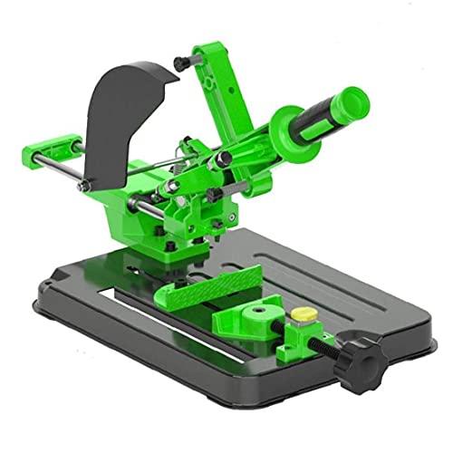Angle Grinder sostenedor del soporte de apoyo del soporte para bases de maquinarias de sujeción de 80 mm para 100 125 Molino ángulo, Accesorios para herramientas eléctricas