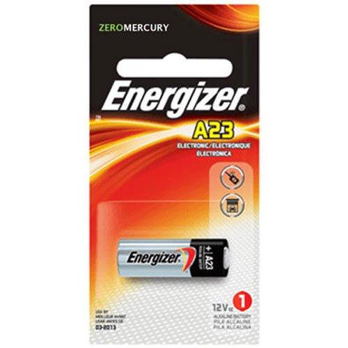 Watch/Electronic Battery, Alkaline, A23, 12V, MercFree, Sold as 1 Each