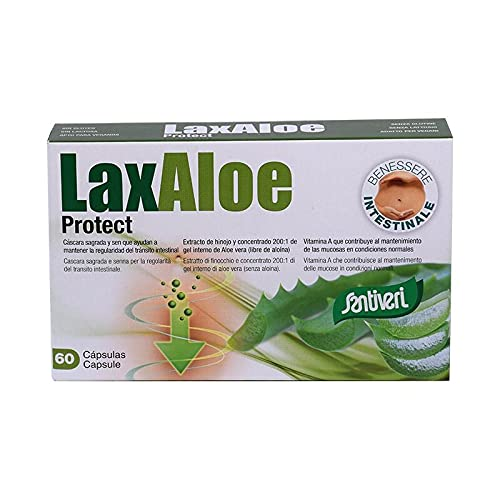 LAXALOE PROTECT (60 CAPSULAS)