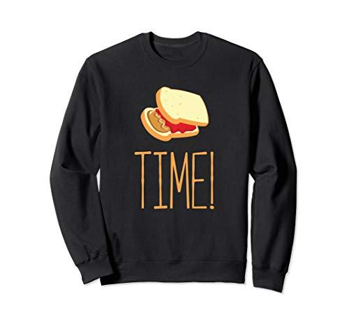 Peanut Butter Jelly Time Sweatshirt
