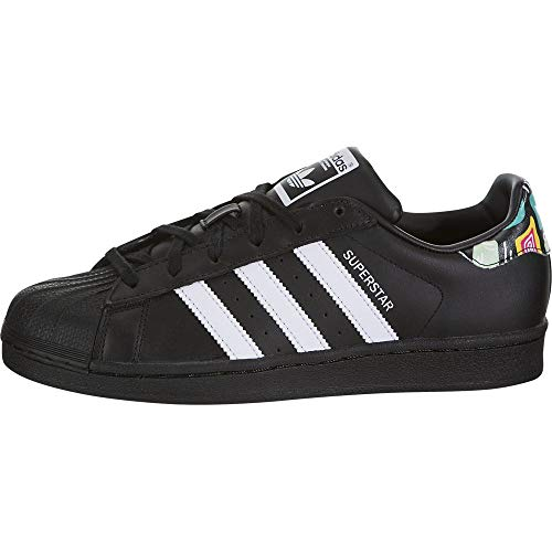 adidas Originals Superstar, Zapatillas para Bebés, Core Negro Blanco Core Negro, 39 2/3 EU