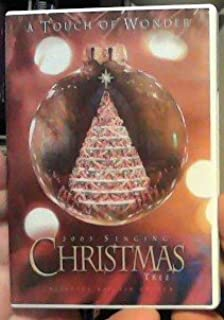 2003 Singing Christmas Tree: A Touch of Wonder - Bellevue Baptist Church [DVD]