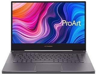 """ASUS ProArt StudioBook 15 H500GV-HC037R Netbook Gris 39,6 cm (15.6"""") 3840 x 2160 Pixeles 9na generación de procesadores In..."""