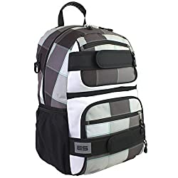 d86755ed87 The next one on the list is the Eastboard Double Strap Skateboard Backpack.  It is specifically designed to carry your skateboard or longboard around  very ...