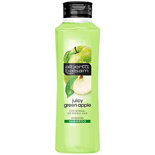 Alberto Balsam Juicy Green Apple Shampoo, 350ml