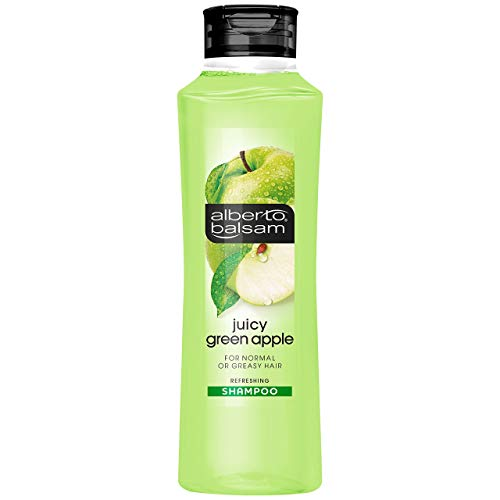 Alberto Balsam Juicy Green Apple Champú Refrescante Cabello Normal Graso 350 ml