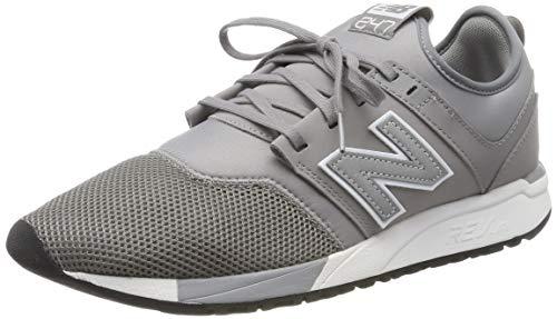 New Balance 247v1, Zapatillas para Hombre, Plateado Filigree/Silver Ok, 45.5 EU